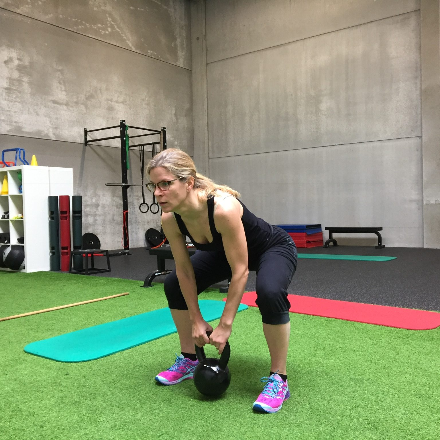 Personal training coaching Roeselare Fitness